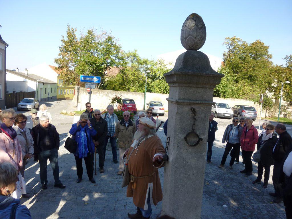 Historische Stadtführung in Hainburg
